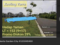 Dijual - Jakarta Garden City