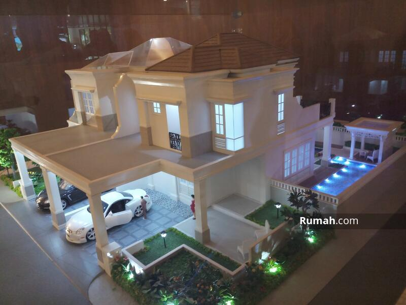 Dijual Rumah Baru Mewah di Podomoro Park Bandung #101086952