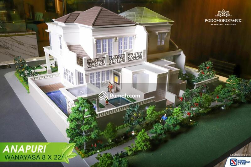 Dijual Rumah Baru Mewah di Podomoro Park Bandung #101086956