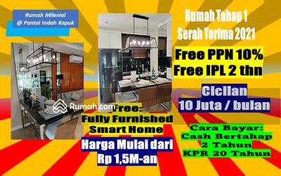 Dijual - Rumah 4, 5x15 di PIK 2 - Kapuk Muara