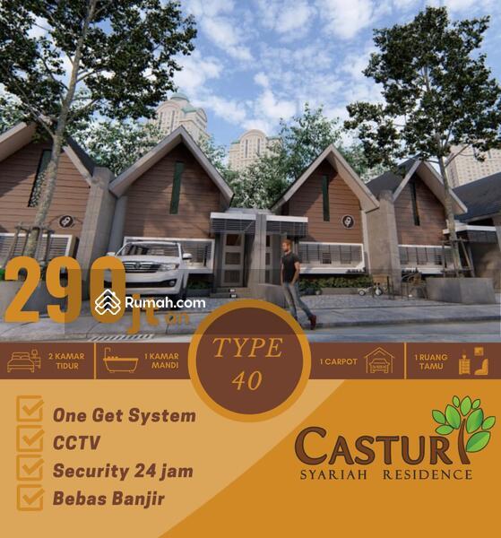 Rumah 1 lantai dengan akad syariah #101228808