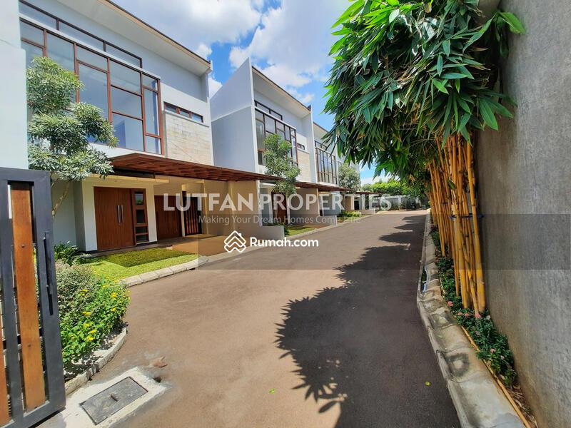 Rumah Kebagusan Dekat Perkantoran Arkadia CBD Simatupang Stasiun Tanjung Barat, TB Simatupang #102134644
