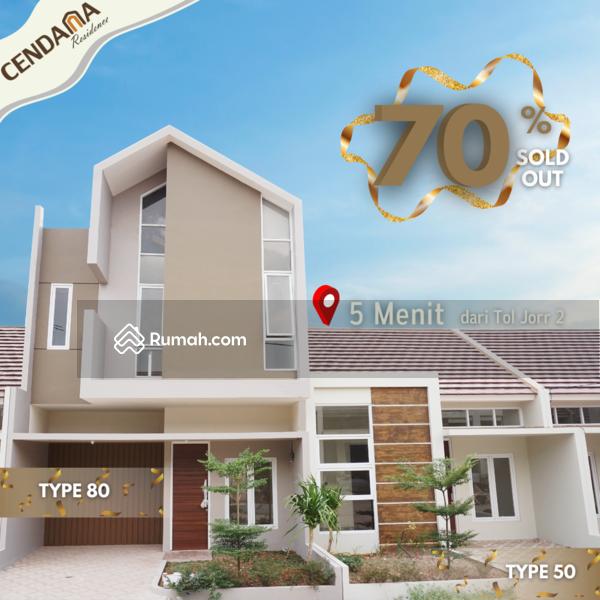 Rumah 2 lantai di cibubur siap huni #101273208