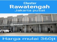 Dijual - Cluster Rawa tengah , Jakarta pusat