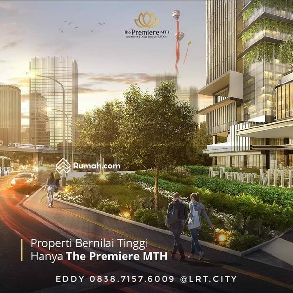 LRT City Tebet The Premiere MTH, masih ada unit promo subsidi DP dan free akad atau libur bayar #101308306