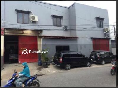 Dijual - Di jual Ex gudang kantor dekat supermaket lagon daerah pondok Pekayon