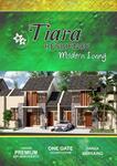 Rumah Cluster modern di desa Kebumen Baturraden