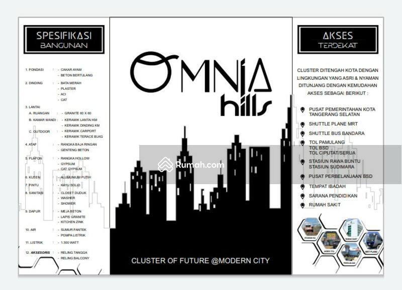 cluster omnia hills #101383594