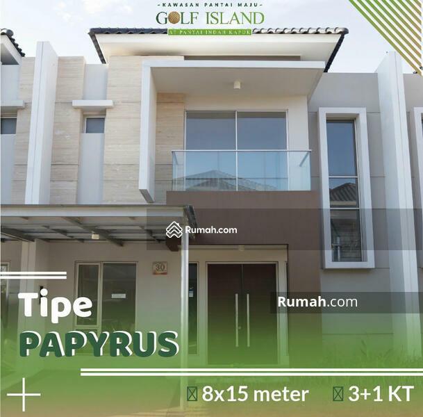 Rumah Golf Island 8x15 Termurah #101383806