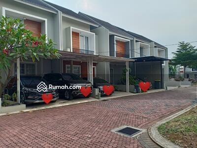 Dijual - Rumah cluster strategis di Jati Waringin, pangkalan Jati, Jakarta Timur - etty