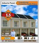 Rumah Murah di Cempaka Putih Timur Jakarta Pusat , Strategis Harga Apartemen