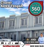 Rumah Murah di Pangkalan Asem Rawa Tengah Jakarta Pusat , Strategis Harga Apartemen