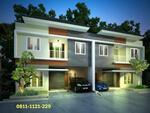 Rumah Depok Cilodong  Akses Pinggir Jalan Raya 2 Lantai DP Ringan Free Biaya Biaya