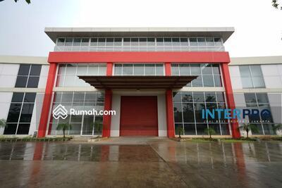 Disewa - Disewakan Gudang Warehouse Kawasan Industri Suryacipta Karawang Barat - Gudang 3