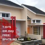 Rumah Cluster Cantik Strategis Di Padalarang, Bandung Barat Dekat Kota Baru Parahyangan