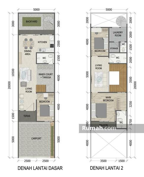 Rumah Baru Minimalis Cluster Ekslusif Mekar Wangi, Bandung #101406084