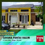 Savana Pantai Halim Rumah mewah di medan ga mahal