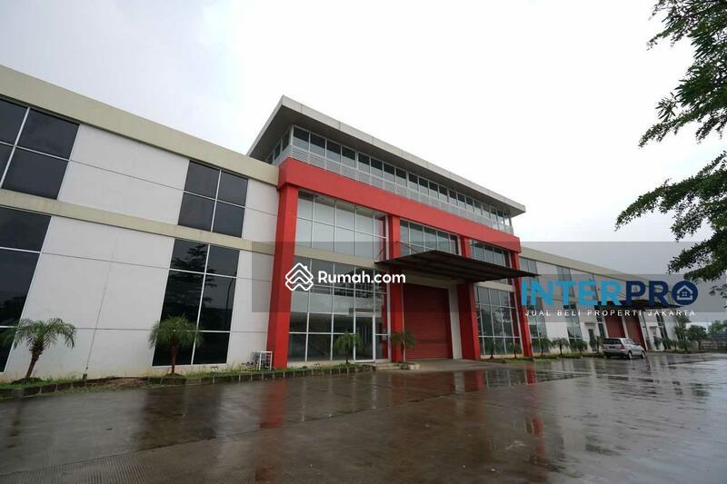 Disewakan Gudang Warehouse Kawasan Industri Suryacipta Karawang Barat - Gudang 5 #101406988