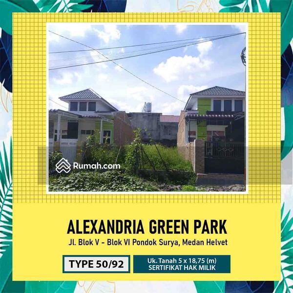 Alexandria Green Park medan #101407674