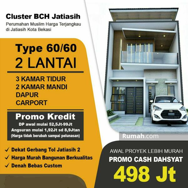 Cluster Bukit Cipendawa Hasanah #101408554