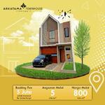 Smart Home Di Cimanggis Rumah 2 Lantai Berkualitas Harga Murah