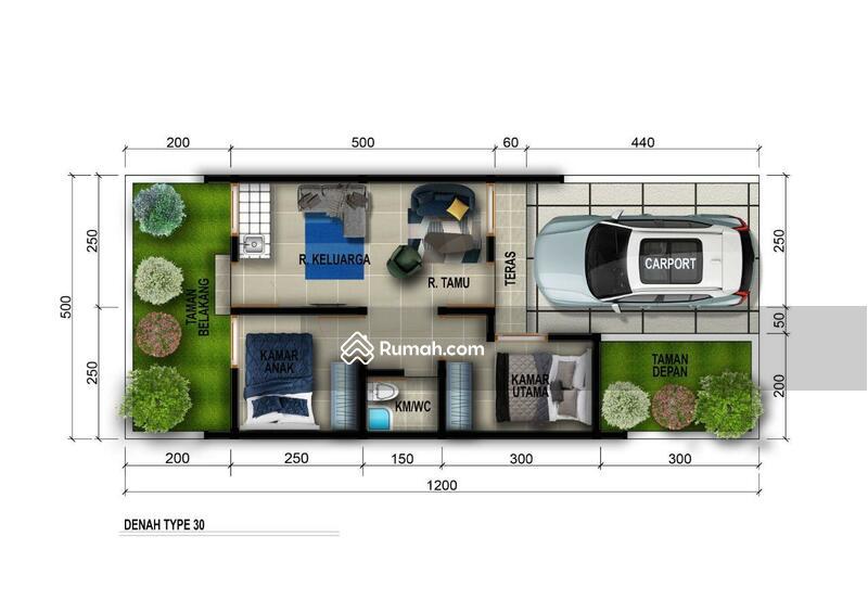 Rumah Cimahi Minimalis  1 Lantai 300 jtaan Lokasi Strategis 5 Menit Stasiun Padalarang Bandung #101415770