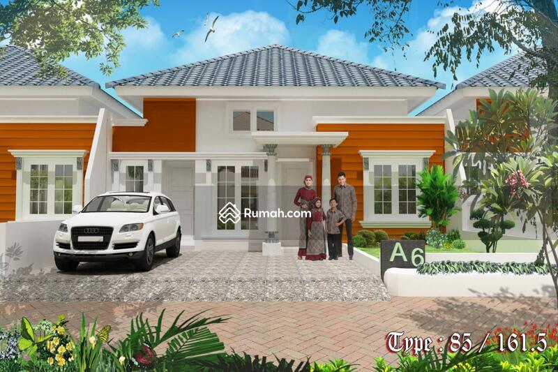 Rumah cantik dan asri bernuansa islami di panam #101425122