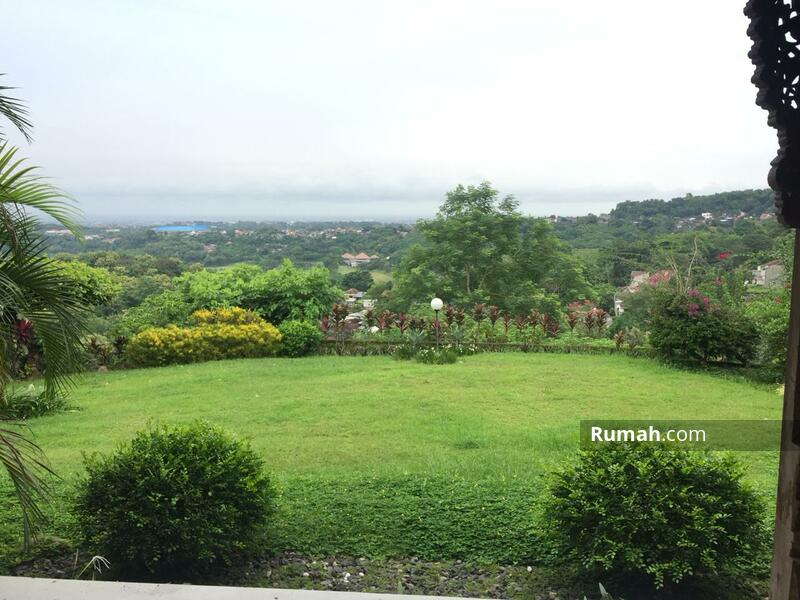 Dijual rumah cantik view laut Srondol Semarang Jawa Tengah #101426916