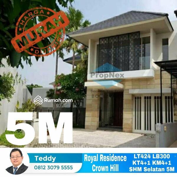Termurah Rumah Bagus di Royal Residence #101449814