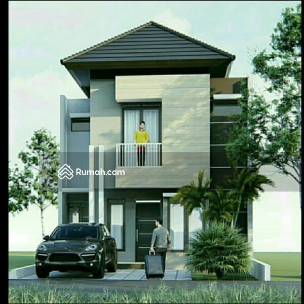 Rumah Minimalis Moderen #101470430