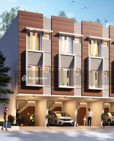 Rumah Minimalis di Jakarta Barat #104044362