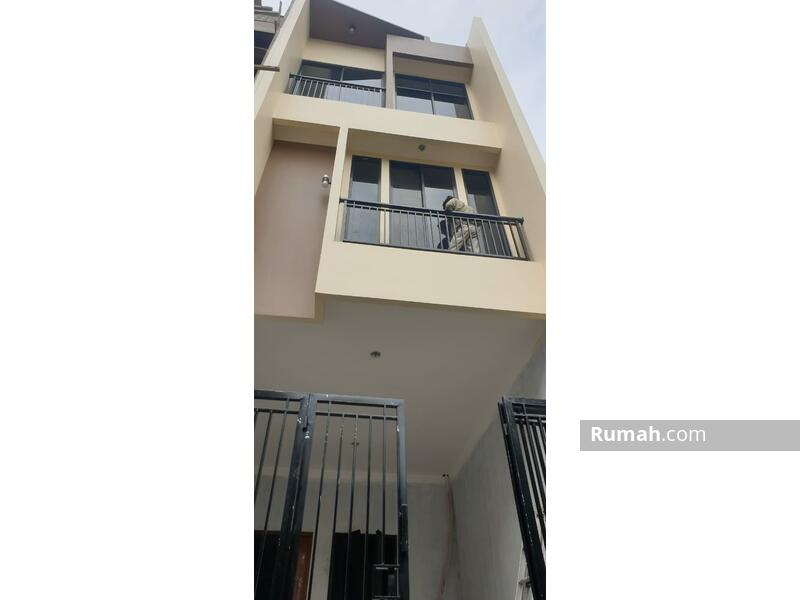 Rumah Minimalis Tanjung Duren #106611324