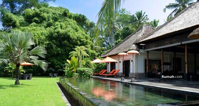 Jual Villa Di Ubud Ubud Luas Lantai Minimal 80 M Rumah
