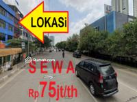 Disewa - Ruko 4 1/2 Lantai di JORR dekat Puri Indah Mall