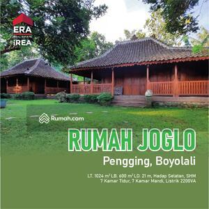 Dijual - Rumah Joglo Murah Meriah Boyolali