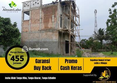 Dijual - Hunian 2 Lantai Serasa Villa AhsanLake kemang