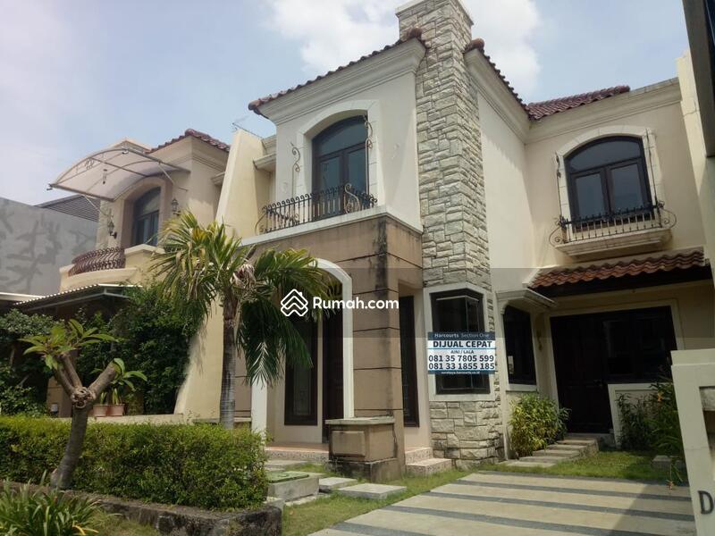 Dijual rumah Wisata Bukit Mas Cluster Madrid #101570474