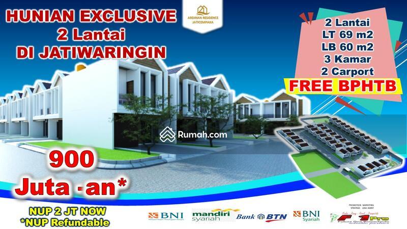 Rumah mewah dalam cluster harga perdana free bphtb #101644362