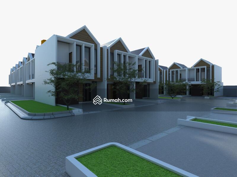 Rumah mewah dalam cluster harga perdana free bphtb #101644370