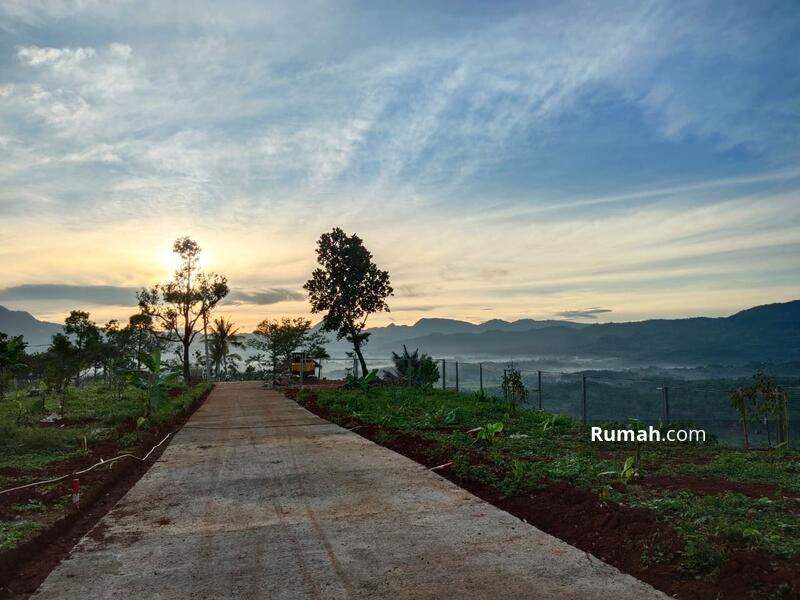 Miliki kavling Villa/Rumah Kebun dilokasi View kece peg. Sanggabuwana #101649452