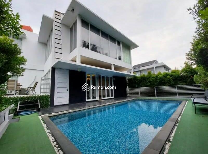 FULLY Furnished! Rumah Mewah Modern dalam Townhouse di Jagakarsa #101688258