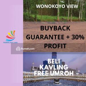 Dijual - LAHAN PROPERTY MALANG LEGALITAS JELAS KUALITAS BERKELAS , BISA BAYAR DP DULUAN
