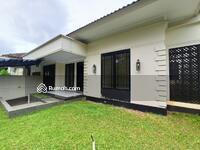 Dijual - Rumah baru renovasi 1 lantai di Pondok Indah