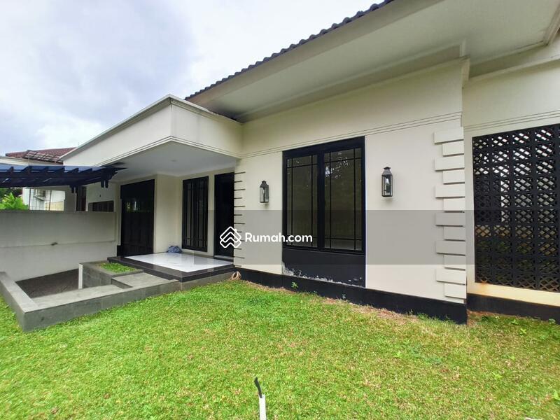 Rumah baru renovasi 1 lantai di Pondok Indah #101760778
