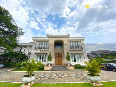 Dijual - Jl. Bukit Golf Pondok Indah