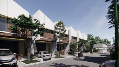Dijual - Rumah 2 lantai dekat Tol Bintaro