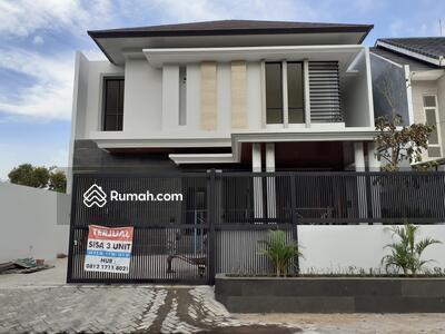 Dijual - Rumah Baru Taman Gayungsari Barat I