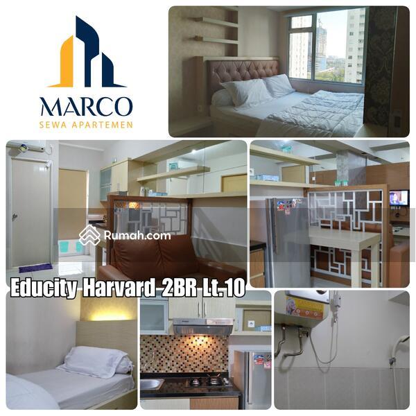 Apartemen Educity 2br bulanan murah full furnished #101813278