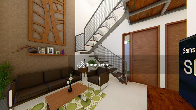 SISA 1 UNIT! TERMURAH Di Cibubur! Rumah Nuansa Bali Hanya 5 mnt ke Tol dan LRT Cibubur, 10 Menit ke #101898046