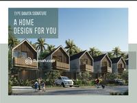 Dijual - Hunian bernuansa modern resort dekat Bandara Ngurah Rai